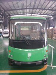 14 places School Bus électrique avec 6V 72 V batterie au lithium