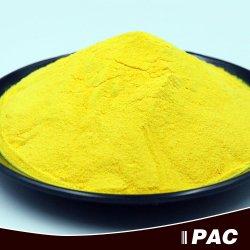 Cloreto Polyaluminum PAC para tratamento de águas residuais