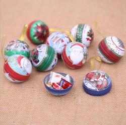 Hangt de Verpakkende Boom van de Kunst van Kerstmis van de Snuisterij van de bal het Suikergoed van het Decor van de Partij