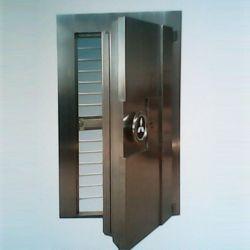 頑丈な安全室の安全な金庫室のドア