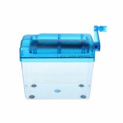 Mini cancelleria manuale da tavolino del banco della casa dell'ufficio dello strumento della tagliatrice della mano dell'apparecchio per distruggere i documenti