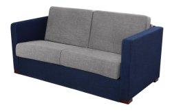 2021 Jbm Multi-Purpose 2 sièges tissu moderne et confortable canapé-lit
