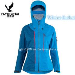 Jaqueta de esqui dos homens cubra Nevando Windbreaker Impermeável Vestuário Vestuário exterior para exterior