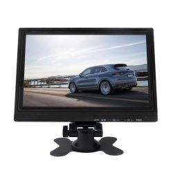 شاشة الكمبيوتر ذات الجهد 12 فولت منخفضة الطاقة عالية الدقة Mi 10 LED سيارة مراقبة كاميرا الفيديو