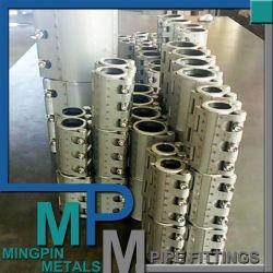 Accoppiamento di Straub dell'accoppiamento di riparazione del tubo dell'acciaio inossidabile
