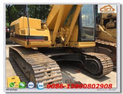 Utilisé caterpillar 320b, d'occasion de l'excavateur Cralwer excavatrice Cat 320b, 320c, 320d