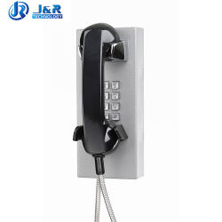 Telefono Con Tastiera Completa Antique Vandal Resistant Tunnel Phone Bank Service Telefono