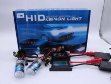 H4 35W het Xenon VERBORG de Bol van het Halogeen van de Koplamp vervangt de Lichte Hoge en Lage Lichte Toebehoren van de Auto van de Motorfiets 6000K van de Straal Witte