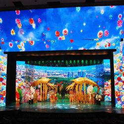 HD P3 LED-Bildschirmanzeige-Zeichen, die Bildschirm-Innenmietvorstand bekanntmachen