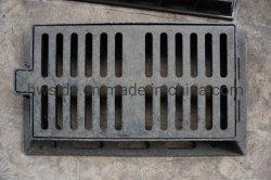 Moulage de fer Ductiel Gully, ensemble de la grille, grille La grille unique