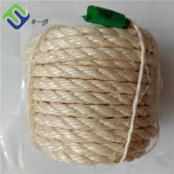 Sisal-Hanf-Seil des Großverkauf-3 des Strang-36mm natürliches
