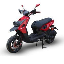 Nuevo diseño de 150cc scooter del gas con faros LED