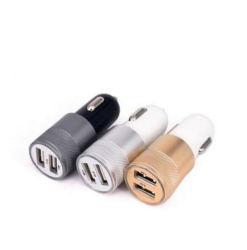 Schnelle Handy-Universalauto-Aufladeeinheit bewegliche Doppel-USB-Auto-Aufladeeinheit