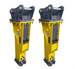 JCB 3cx graaflaadcombinatie onderdelen graafmachine werktuig hydraulische betonkrik Hamer-steenbreker