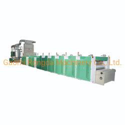 Nuevo diseño de todo tipo máquina de reciclaje de residuos textiles con detector de chispa y de alta capacidad que puede ahorrar mano de obra y proteger el medio ambiente