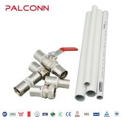 Качества ISO 16 мм сварки встык трубы Aluminum-Composite ре-аль-PE