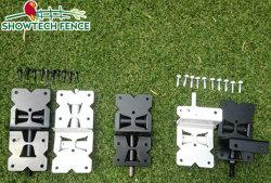 Hardware da Barragem de PVC em aço inoxidável/dobradiças da Barragem de vinil