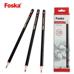 좋은 품질 Hb 나무로 되는 그림 연필