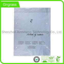 Venda por grosso de fábrica PLA Saco biodegradável toalha vestuário auto de embalagens de plástico de vedação sacos de roupas