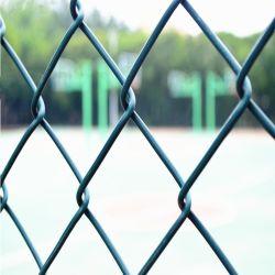 Hexagonal malla de alambre recubierto de PVC Fence