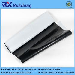 La Chine usine 20-200 microns 24m de large noir & blanc Panda ensilage Film serre agricole