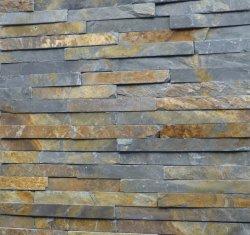 أردواز حجارة/قشرة مظهر خارجيّ ينقسم وجه جدار/[كلدّينغ] كومة حجارة خشب مستعرض قراميد