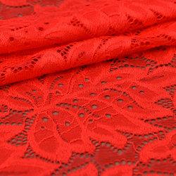 90/10 nylon spandex tejido de encaje para la ropa interior lenceria
