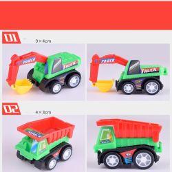 Kind-pädagogischer Technik-Fahrzeug-LKW-Miniauto-Spielwaren für Kinder