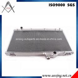Auto de agua de radiador de aluminio para Lexus IS300 Manual 01-05
