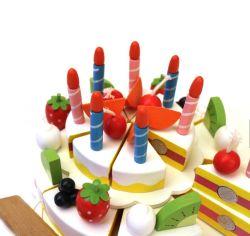 2020 Pastel de madera personalizado nuevo juguete para niños