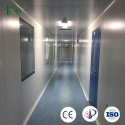 Camera bianca modulare GMP grado D priva di polvere