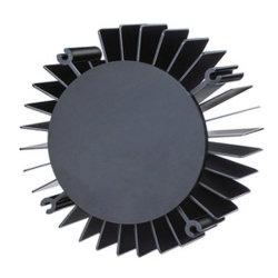 Disipador de calor de la calidad de aluminio colado / Fundición de metales para la iluminación LED / Fase / Lámpara de luz de la calle