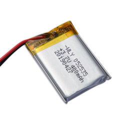 Aangepaste oplaadbare batterij 3,7 V 502535 lithium-ionbatterij 450 mAh lithium-polymeer Batterij voor slimme producten