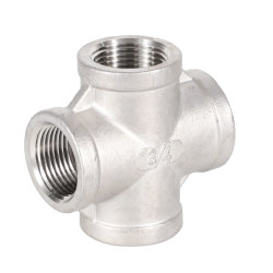 Traversa degli accessori per tubi dell'acciaio inossidabile