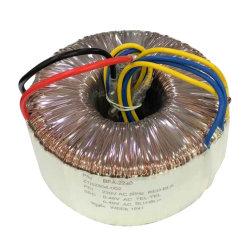 오디오 조명 의학 Euqipment를 위한 고능률 단일 위상 토로이드 변압기