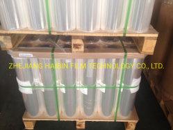 Het glasheldere Cellofaan van de Bloemist van het Bewijs van het Water voor de Bloemen van de Verpakking met de Witte PUNT van de Ster