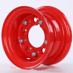 العجلة المقسمة ذات العجلات الطويلة 3.00d-8 Et0 94/140/5 الخاصة باللزحافات الصغيرة معدات صناعية وجرافات التحميل للبيع