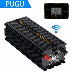 12V DC - AC 220V 3000W UPS Pure Sine Wave 充電器付きソーラーパワーインバータ