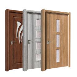 Venda por grosso de alta qualidade MDF Barata Porta interior em madeira maciça