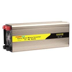 6000With6kw 12V/24V/48V Gleichstrom Sinus-Wellen-Sonnenenergie-Inverter Wechselstrom-110V/120V/220V/230V zum reinen