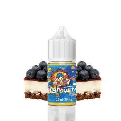 10mL의 다양한 맛 E Liquid OEM ODM 니코틴 솔트 에퀴드 크림 블루베리 케이크 E 주스