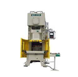 Bastidor de la brecha de Manivela de sellos mecánicos prensa eléctrica para la fabricación de piezas de metal