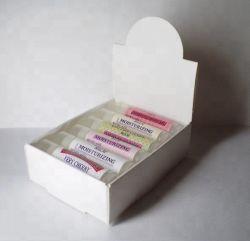 カスタマイズ可能なリップバルムチューブカウンターパッケージングディスプレイボックス