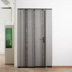 No local personalizado Telas Mosca invisível cortina de porta