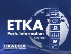 Audi VWのシートSkodaのための2019年のEtkaの電子カタログV8.1