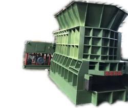 월간 거래 유압 스크랩 자동차 셸 비철 금속 강철 컨테이너 전단기 QW-630b