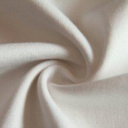 [65رون] [31نلون] [4سبندإكس] بيضاء جلّيّة مزدوجة يحبك [روما] بناء [300غسم] لأنّ لباس داخليّ/ملابس رياضيّة