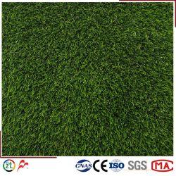 Het hete Kunstmatige Synthetische Gras van de Verkoop voor het Modelleren van Tuin