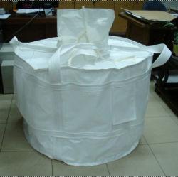 고품질 PP 컨테이너 대형 포장 1000kg 샌드 벌크 백 FIBC 1톤 점보 백