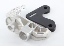 مضخة فرامل CNC احتياطية من الألومنيوم صمام المقطورة تم تدويره ميكانيكًا بميكانيكية إدارة الطحن المطروق قطع الطحن الطحن ماشي المنتجات الصناعية